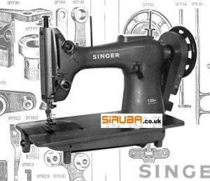 Singer 132K5, 132K6, 132B & 133K Parts