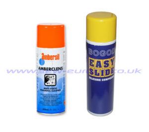 Silicone Sprays