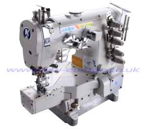 Jack Interlock Machines