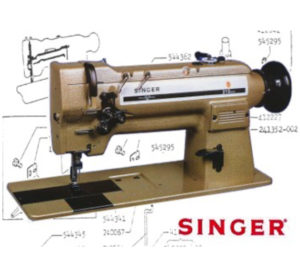 Singer 212U,212W,312T,312U Parts