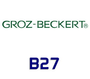 B27 GROZ BECKERT NEEDLES