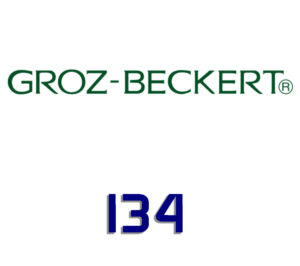 134 GROZ BECKERT NEEDLES