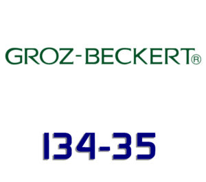 134-35 GROZ BECKERT NEEDLES