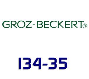 134-35 GROZ BECKERT NEEDLES