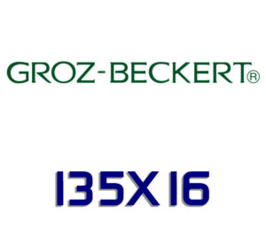 135X16 GROZ BECKERT NEEDLES