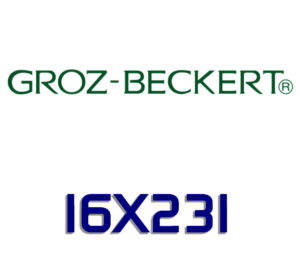 16X231 GROZ BECKERT NEEDLES