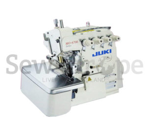 Juki Overlock Machines