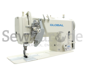 Global Twin Needle Machines