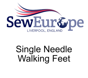 Single Needle Walking Feet