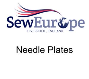Needle Plates