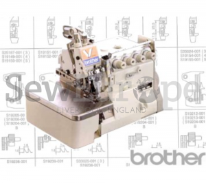 Brother EF4- N Series & V Series