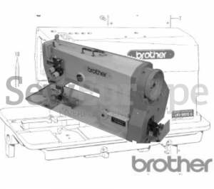 Brother LT2-B842 & LT2-B872 Parts